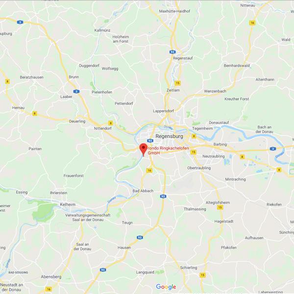 rondo Standort Regensburg
